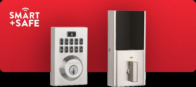 Kwikset 914 SmartCode Contemporary Electronic Deadbolt Door Lock