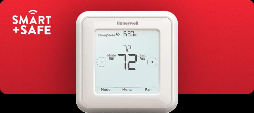 Honeywell Smart Thermostat T6 PRO