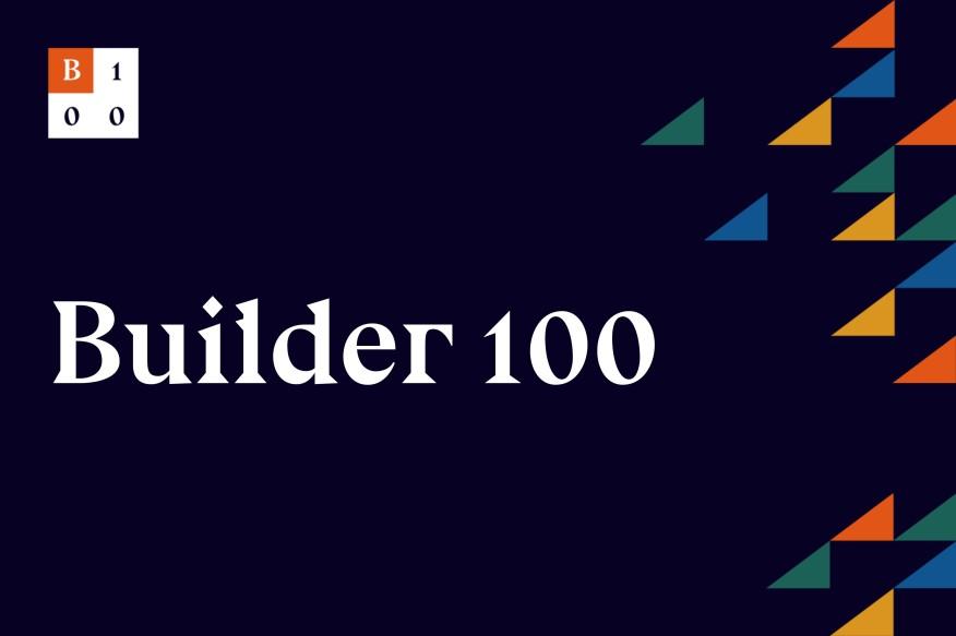 2020 Builder 100 list