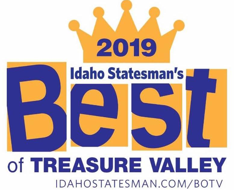 2019 Best of Treasure Valley logo