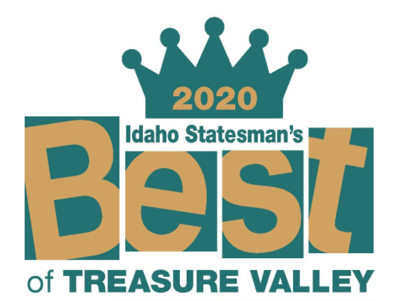 2020 Best of Treasure Valley logo