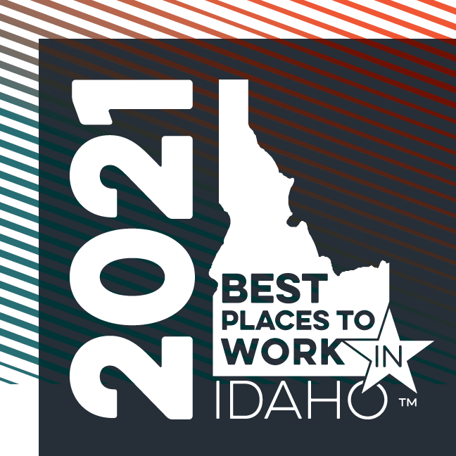 Best Places to Work in Idaho Award Logo