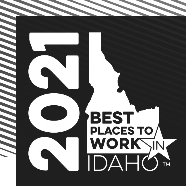 Best Places to Work in Idaho logo