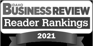 IBR Reader Rankings 2021 Logo